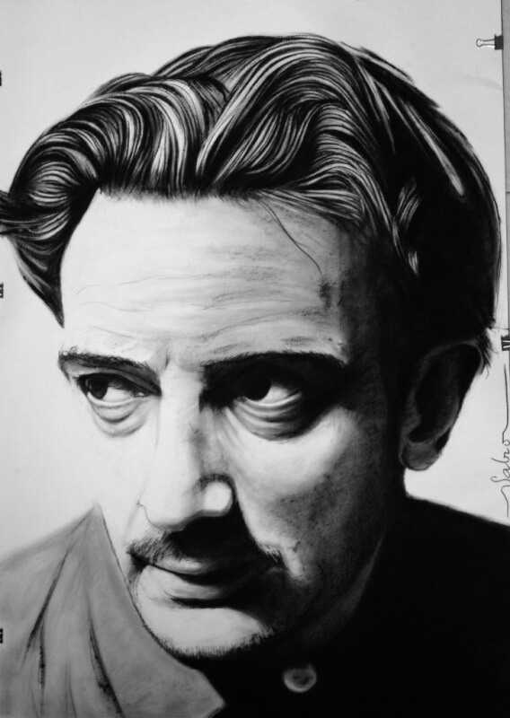 Dalí - Joven - Young